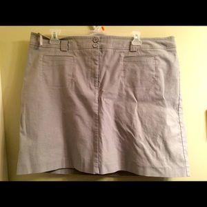 Encore skort (skirt with shorts underneath)